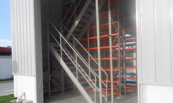 阁楼平台工程
